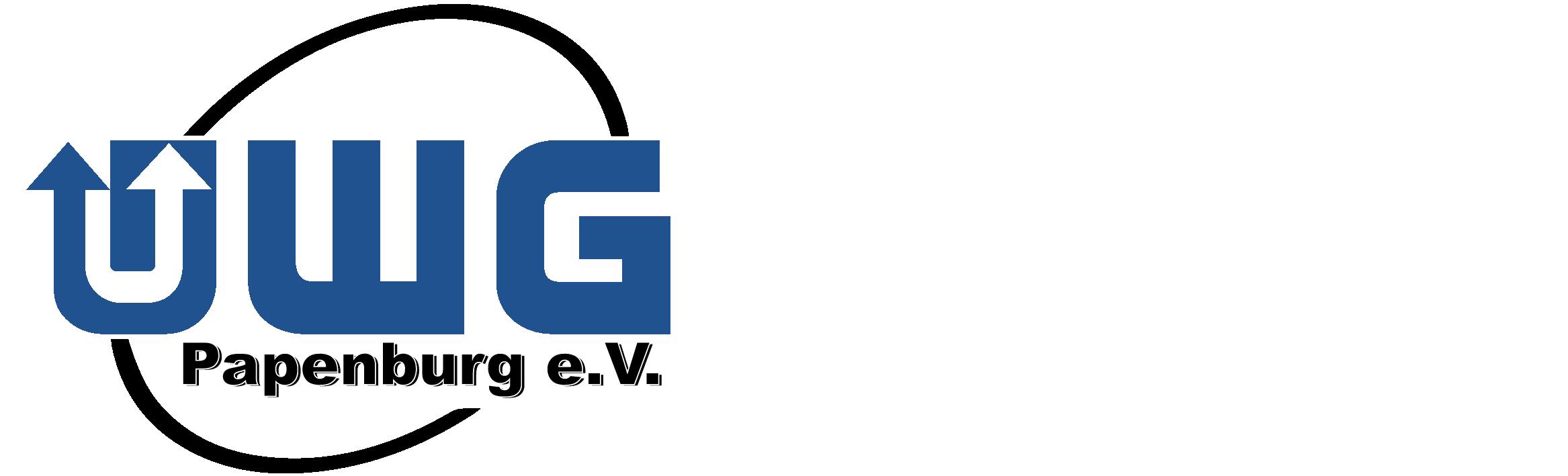 UWG Papenburg e.V. Logo